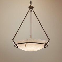 Calavera Collection Five Light Pendant Chandelier - #42566 | Lamps Plus