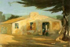 .:. Οικονόμου Μιχαήλ – Michail Oikonomou [1888-1933] Σπίτι