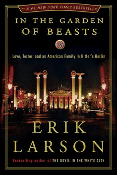 Check out these 11 books recommended by Tom Hanks, including In the Garden of Beasts by Erik Larson, which Hanks bought the film rights to.