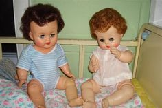 Betsy Wetsy dolls ~ So cute!