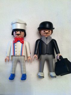 Vintage Playmobile Figures by jecavintage on Etsy, $6.00