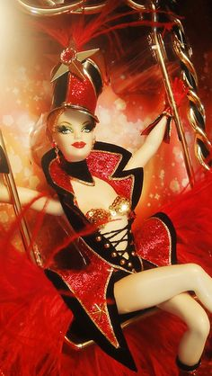 Circus Barbie by Bob Mackie