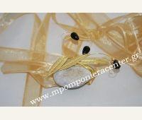Χειροποίητη μπομπονιέρα φύλλα ελιάς Gold Necklace, Jewelry, Gold Pendant Necklace, Jewlery, Jewerly, Schmuck, Jewels, Jewelery, Fine Jewelry