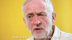 Jeremy Corbyn - Come together to defeat the Tories