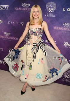 Elle Fanning - Variety's Power of Young Hollywood Event in Los Angeles 16 August 2016