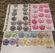 Flower Crafts, Decorative Boxes, Boho, Frame, Flowers, Indigo, Home Decor, Picture Frame, Decoration Home