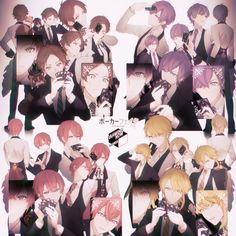 Anime Chibi, Anime Art, Anime Pirate, Nichijou, Fanart, Ensemble Stars, Japanese Artists, Werewolf, Vocaloid