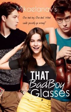 "Read ""That Bad Boy in Glasses. - Chapter 1-Shocking Revelation!"""