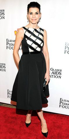 Last Night's Look: Love It or Leave It? - JULIANNA MARGULIES - Last Night's Looks : People.com