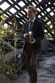 Matthew Mc Conaughey is Rust Cohle - True Detective