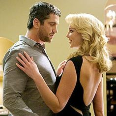 The Ugly Truth with Gerard Butler and Katherine Heigl