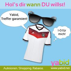 Danke für's Cool bleiben DFB-Team!  Wir gratulieren zum Einzug in #Achtelfinale  und freuen uns auf viele weitere #Treffer. #USAvsGermany Yabid Hol's dir wann DU willst!