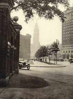 Philadelphia 1920's - City Hall