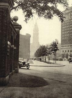 Philadelphia 1920's - City Hall