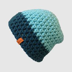 Mütze, Häkelmütze L