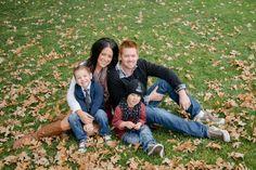A Beautiful Okanagan Family