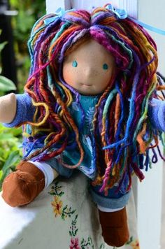 Aug 2019 - These beautiful handmade dolls have been made with locally sourced, sustainable, ethical and eco-friendly materials by hard-working mothers. Click the link to bring home one of these beautiful handcrafted dolls home. Fabric Dolls, Paper Dolls, Rag Dolls, Knitted Dolls, Crochet Dolls, Doll Clothes Patterns, Doll Patterns, Diy Montessori, Rag Doll Tutorial