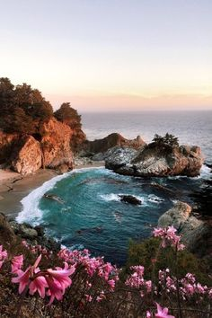 "expressions-of-nature: "" by dantom McWay Falls, CA "" Nature Aesthetic, Beach Aesthetic, Travel Aesthetic, The Places Youll Go, Places To Go, Nature Photography, Travel Photography, Amazing Photography, Dream Vacations"