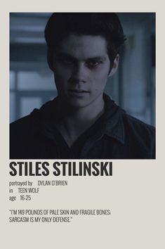 Teen Wolf Mtv, Teen Wolf Funny, Teen Wolf Dylan, Teen Wolf Cast, Dylan O'brien, Iconic Movie Posters, Minimal Movie Posters, Iconic Movies, Teen Wolf Poster