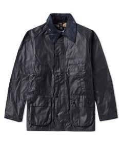 Barbour at Weavers Door | AW16 | Jackets | Ashby Wax Jacket | Navy | £199.00