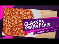 Parte 1/2 - Verbos, pronomes e advérbios #ENEM #MundoEdu #MundoPortuguês