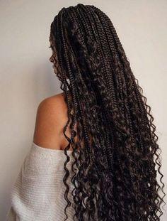 Box Braids Hairstyles For Black Women, Braids Hairstyles Pictures, African Braids Hairstyles, Braids For Black Hair, Braids For Black Women, Hair For Box Braids, African Hair Braiding, African Box Braids, Black Hair Braid Hairstyles