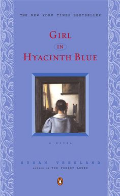 warranted a second read; suspenseful, intriguing fiction with Vermeer as the mystery