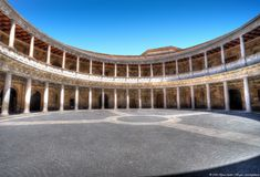 Palace of Charles V – Alhambra Granada, Palace, Architecture, Arquitetura, Grenada, Palaces, Architecture Design, Mansion, Architects
