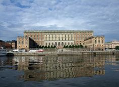 STOCKHOLM_The Royal Palace façade.  Stina suggests as a place to visit in Sweden. This is a MUST SEE!!! Stockholm, Sweden