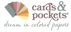Cards & Pockets: This is my FAVORITE place to order paper products!  The quality and customer service is absolutely awesome.