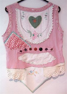 Image result for upcycled baby clothing with stencil