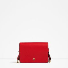 ZARA - COLLECTION AW16 - CROSSBODY BAG WITH DETAIL