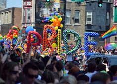 """Pride"" season is upon us, and it's no secret, except perhaps to white people, that gay pride parades are very white, hollow things. They usually take place in ""gayborhoods,"" which are usually affluent communities predominated..."