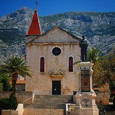 Makarska, Croatia. #chorwacja #croatia #hrvatska #makatska