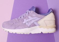 "#sneakers #news  The ASICS GEL-Lyte V Takes a Trip To France With the ""Lavender"" Colorway"