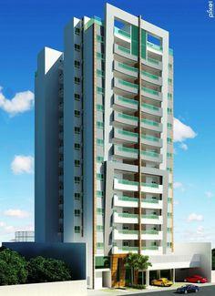 Estudo de viabilidade arquitetônica desenvolvido no Bairro Grageru, em Aracaju/SE - Immobile Arquitetura