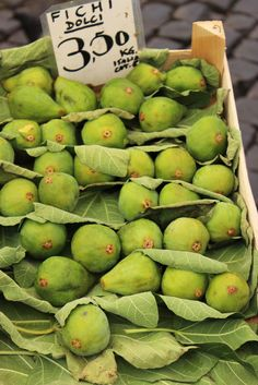 figs.  frankly, I would also love the handwritten market sign.  I always think other people's handwriting is better than mine.