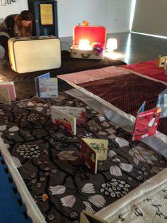 Nascuts per llegir – Sant Jordi: Batec de contes a càrrec de Sherezade Bardají. #SantJordi2015
