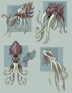ArtStation - Kraken, The, Andy Timm