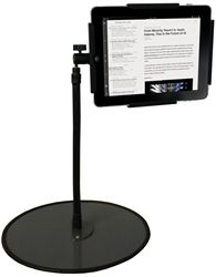 MountPad  - Use your iPad as a Document Camera.
