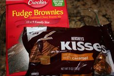 ~Kahlua Kiss Brownies!