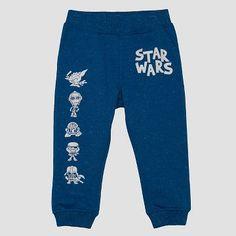 Toddler Boys' Star Wars Jogger Pants - Blue Toddler Boy's, Size: 12 M Star Wars Kids, Disney Star Wars, Maillot Lakers, Boys Jogger Pants, Boys Pajamas, Pyjamas, Boy Blue, Colourful Outfits, Toddler Boys