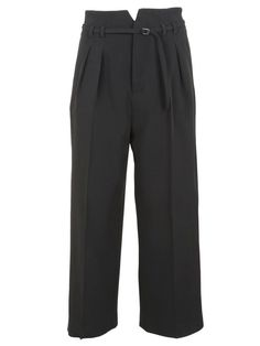 RED VALENTINO Red Valentino Belted Trousers. #redvalentino #cloth #https: