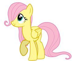 Fluttershy is best pony!!