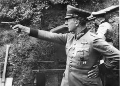 Reich Protector of Bohemia and Moravia and General of SS and Police Kurt Daluege (1897-1946) was hanged in Prague in October 1946 as the Nazi organizer of mass atrocities against the Czech people.