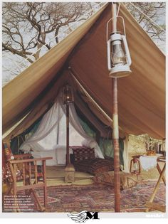 Vintage Safari tent Repinned by www.silver-and-grey.com
