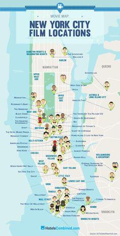 hangi film new yorkun hangi mahallesinde geiyor haritas buna bayldm