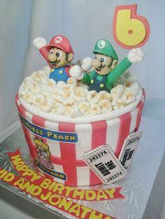 Super Mario Bros. Po