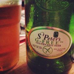 St Peters G-Free  Brewed by St Peters (UK) Style: Specialty Grain Bungay, England