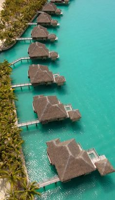 Grand Ocean Huts Around the World